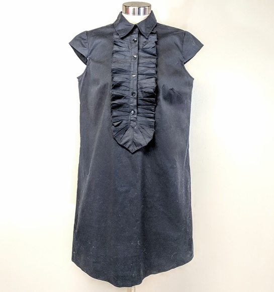 Laundry By Shelli Segal Dresses & Skirts - Laundry Shelli Segal Bib Front Shirt Dress